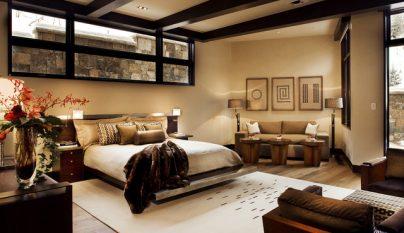 dormitorio marron28