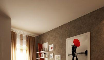 dormitorio marron30
