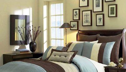 dormitorio marron34