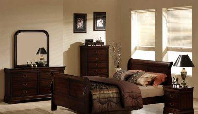 dormitorio marron35