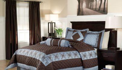 dormitorio marron36