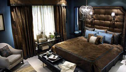 dormitorio marron38