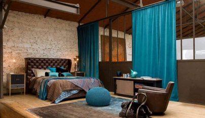 dormitorio marron40