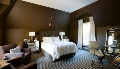 dormitorio marron5