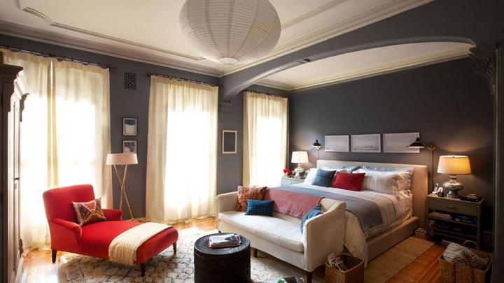 Los dormitorios mejor decorados del cine for Ver dormitorios decorados
