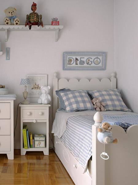 Decorablog Revista De Decoracion - Habitaciones-infantiles-en-blanco