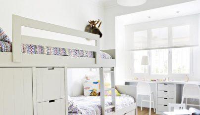 habitacion infantil blanca40