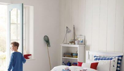 Fotos de habitaciones infantiles de color blanco - Habitaciones infantiles en blanco ...