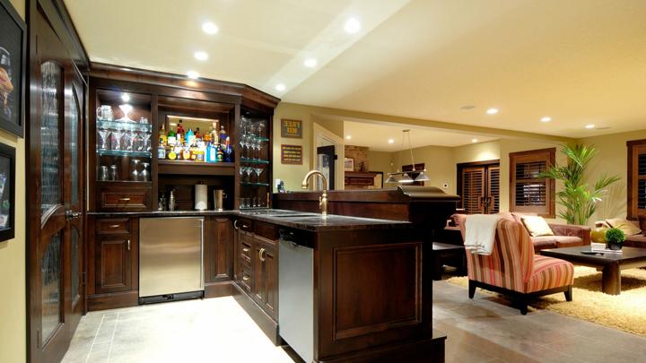 Ideas Para Crear Y Decorar Un Bar En Casa