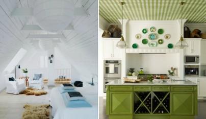 ideas de decoracin para el techo