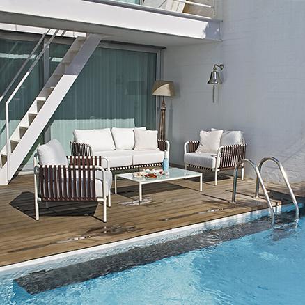 Conjuntos de muebles con mesa baja41 - Muebles de terraza en leroy merlin ...