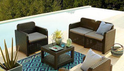 Conjuntos de muebles con mesa baja50