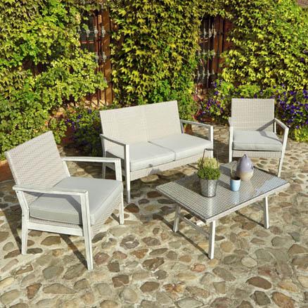 Conjuntos de muebles con mesa baja65 - Leroy merlin muebles salon ...