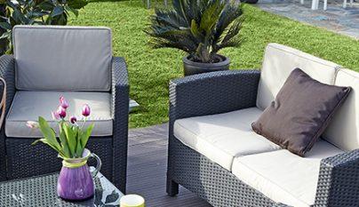 Conjuntos de muebles con mesa baja7
