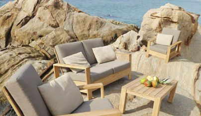 Conjuntos de muebles con mesa baja75