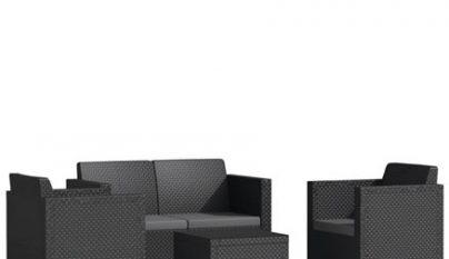 Conjuntos de muebles con mesa baja90
