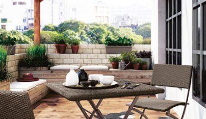 Conjuntos de muebles para balcon13