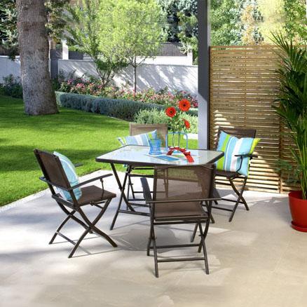 Conjuntos de muebles para balcon4 - Muebles jardin leroy ...