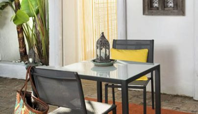 Conjuntos de muebles para balcon43