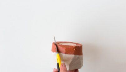 DIY macetero 9