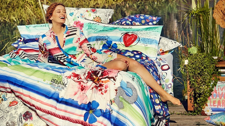 Home is Paradise Desigual1