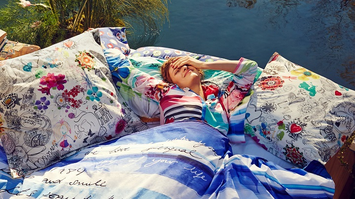 Home is Paradise Desigual2