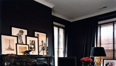 Ideas decoracion negro 11