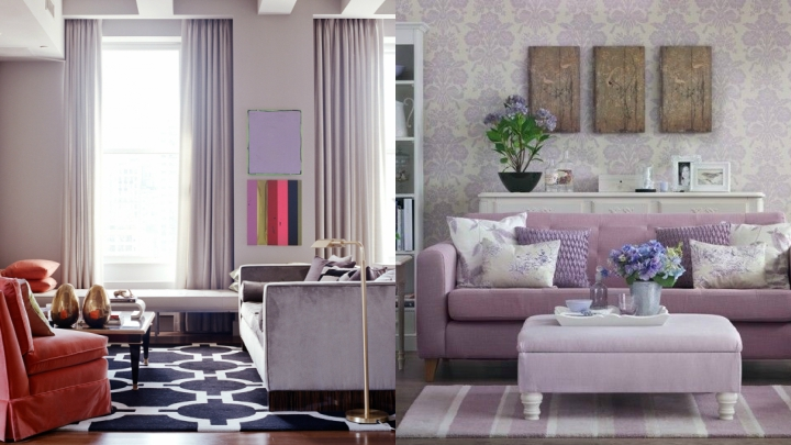 Lilac Gray salon