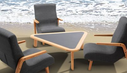 Muebles de jardín Premium17