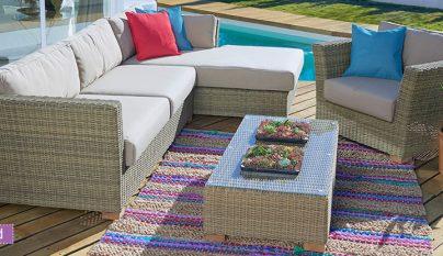 Muebles de jardín Premium9