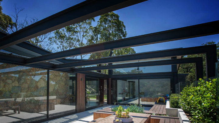 North Warrandyte terraza