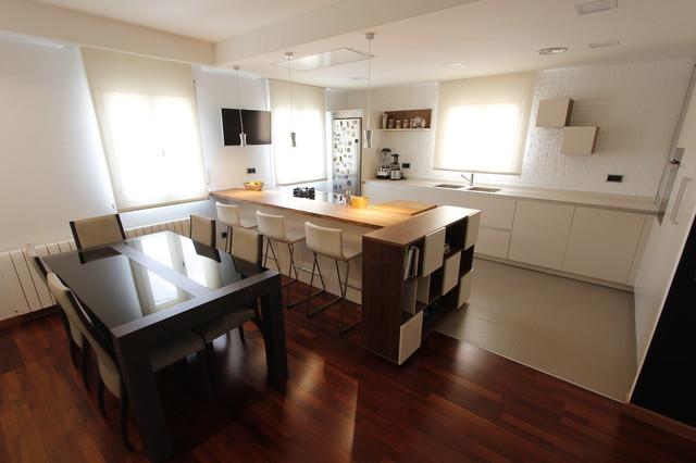 Cocina barra americana21 - Barras americanas para cocinas ...