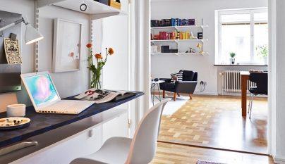 Ideas para decorar habitaciones de estudio for Ideas despacho en casa