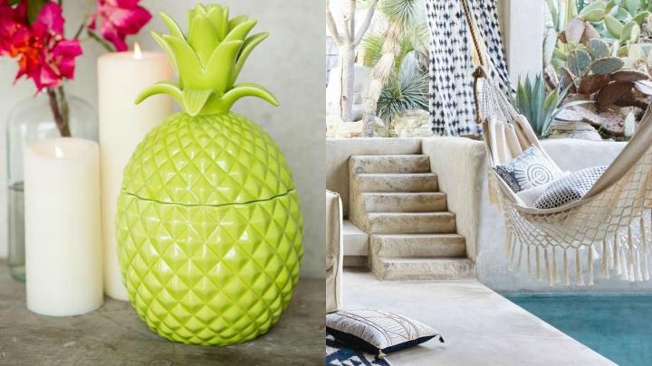 estilo tropical accesorios