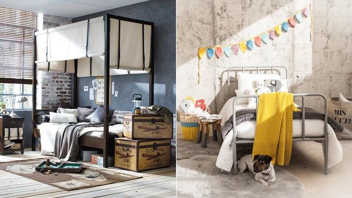 habitacion juvenil industrial foto1