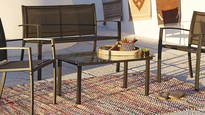 Conjuntos de muebles para balc n leroy merlin conjuntos - Conjuntos muebles jardin ...