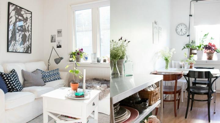 pequeno piso Gothenburg