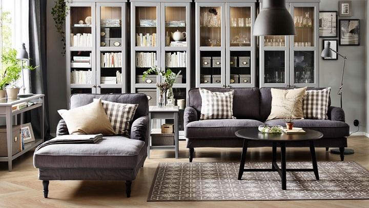 Muebles para el sal n de ikea 2016 - Muebles para salon ikea ...