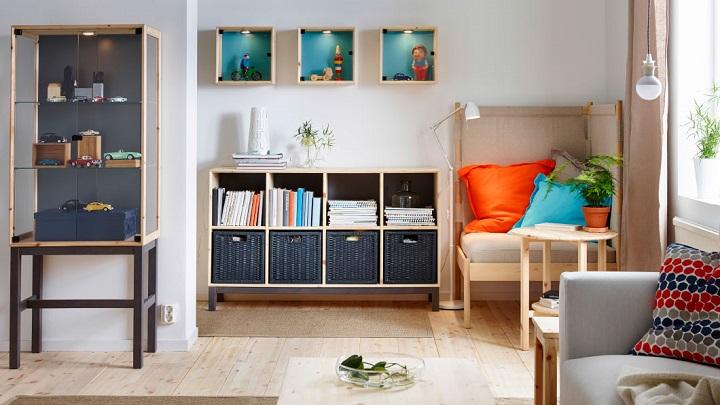 Ikea Decorar Salon Peque?o ~ salon ikea foto3