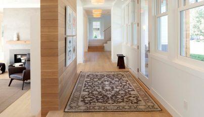 C mo decorar un pasillo largo y estrecho - Decorar entradas y pasillos ...