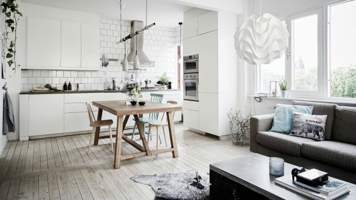 Apartamento Gotemburgo interior