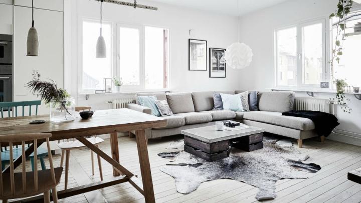 Apartamento Gotemburgo salon