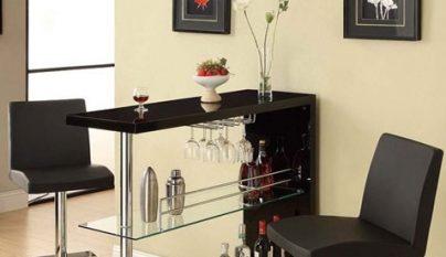 Decorablog revista de decoraci n for Bar casa minimalista