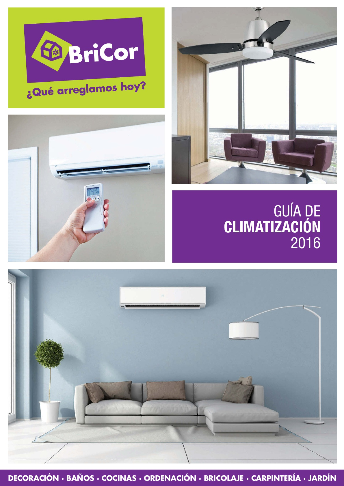 Bricor climatizacion1 for Bricor muebles bano