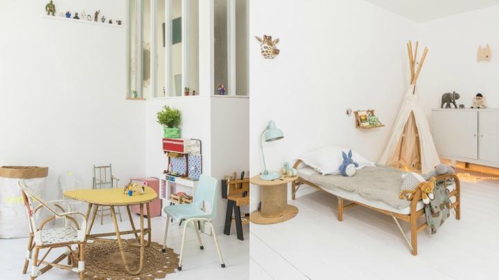 Casa Biarritz dormitorio