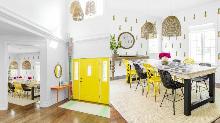 Casa Westhampton amarillo