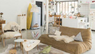 Casa estilo escandinavo Biarritz