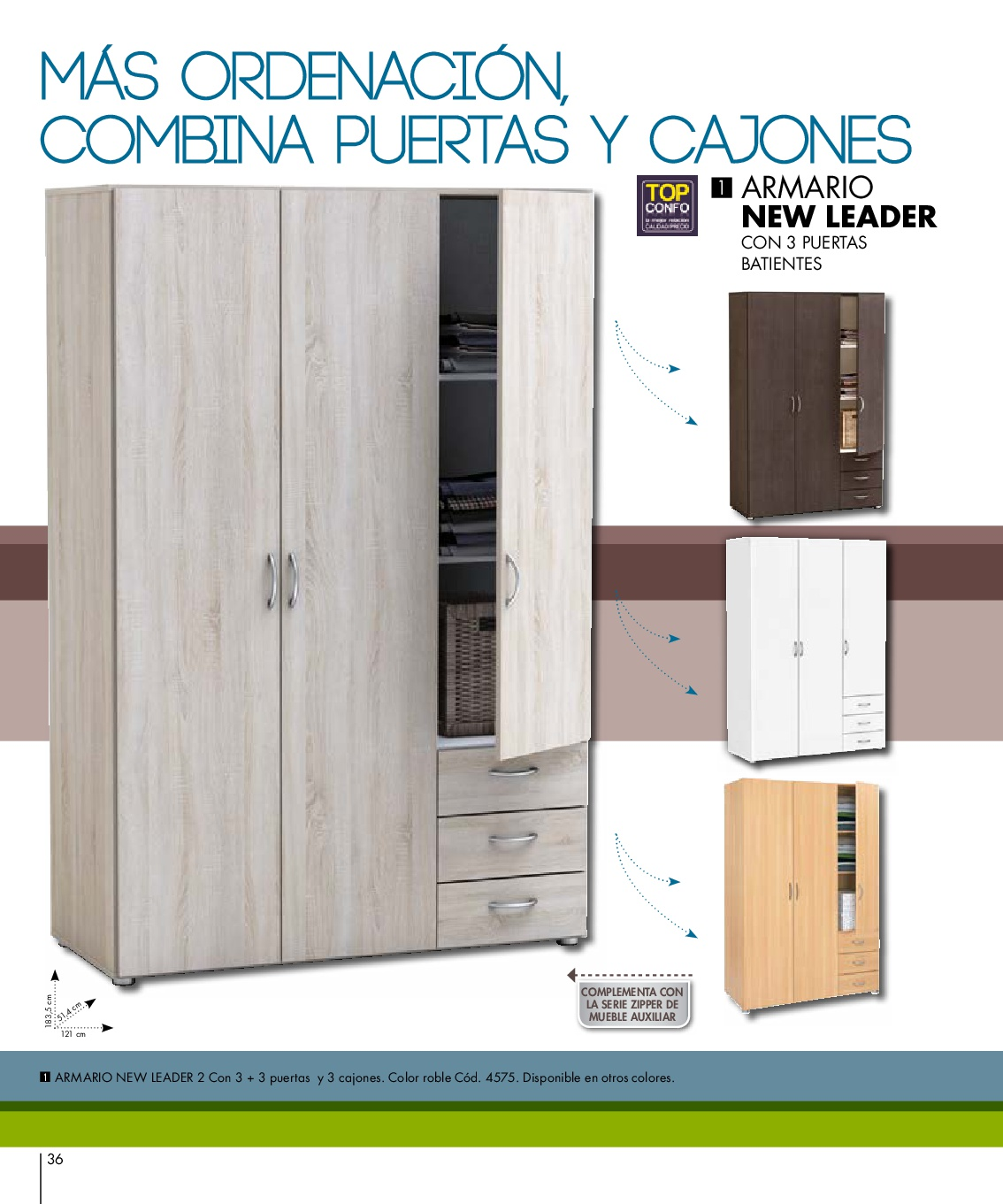 decorablog revista de decoraci n On armarios conforama 2016
