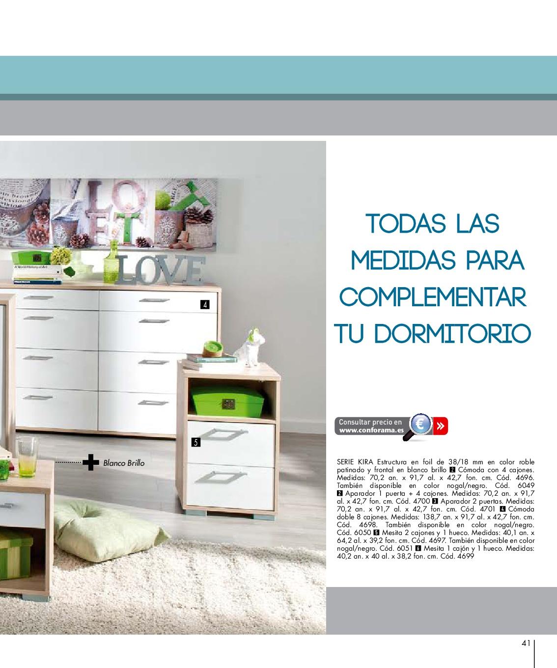 Conforama armarios 201641 - Catalogo armarios conforama ...