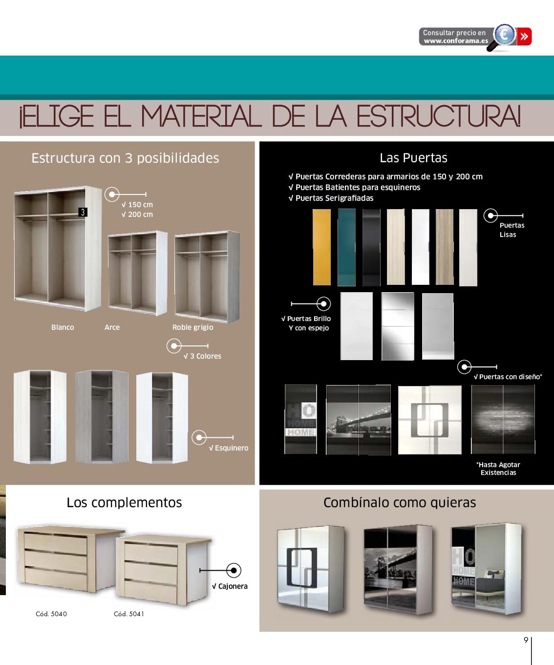 Muebles bano conforama 20170829062721 - Catalogo armarios conforama ...